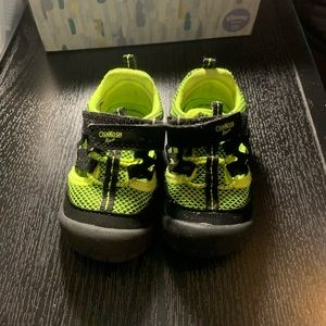 carters baby boy play shoes!